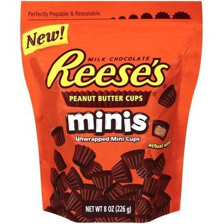 Reese's Reese's Minis Pouch 226 Gram