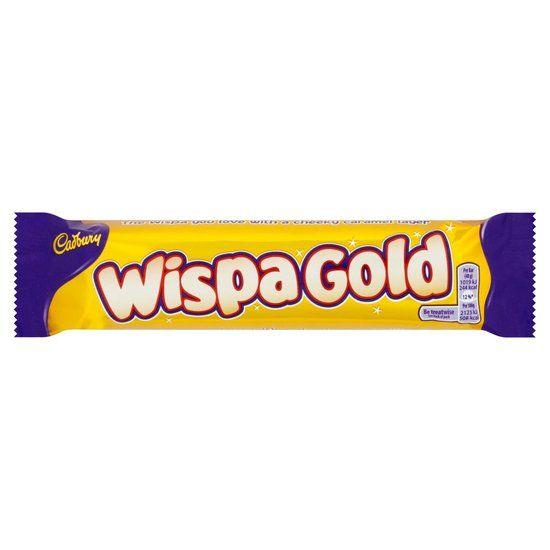 Cadbury Cadbury Wispa Gold Chocolate Caramel 48 Gram