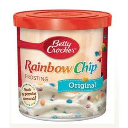 Betty Crocker Betty Crocker - Rainbox Chip Frosting 453 Gram