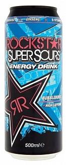 Rockstar Energy Rockstar Energy Bubble Burst 500ml 12 Stuks