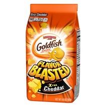 Goldfish - Flavor Blasted Xtra Cheddar 187 Gram