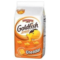 Goldfish - Cheddar 187 Gram