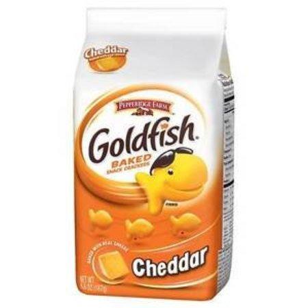 Goldfish Goldfish - Cheddar 187 Gram