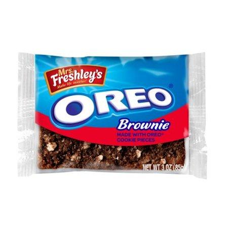 Oreo Mrs Freshleys - Oreo Brownies 85 Gram
