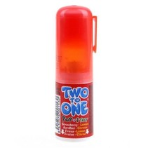 Two To One - Strawberry & Lemon