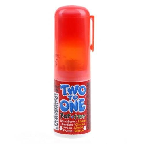 Two To One Two To One - Strawberry & Lemon 25 Gram