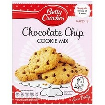 Betty Crocker - Chocolate Chip Cookie Mix 453 Gram