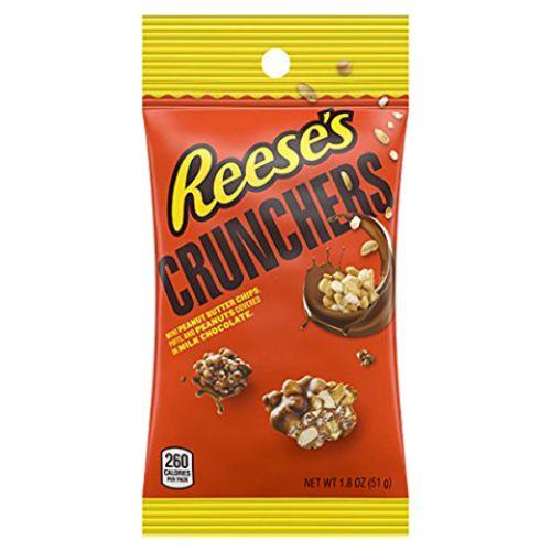 Reese's Reese's Crunchers Tube 51 Gram