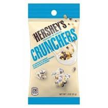 Hershey's Cookies n Creme Crunchers Tube 51 Gram