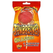 Zed Jawbreaker -On A Stick Cola 60 Gram