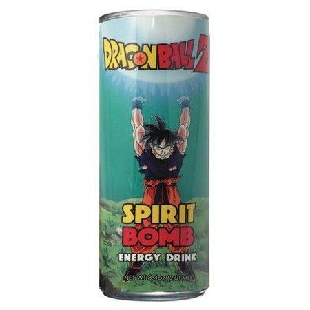 Boston America Boston America - Dragonball Z Spirit Energy Drink 355ml