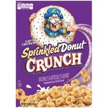 Capt Sprinkled Donut Crunch 353 Gram