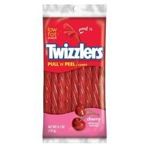 Twizzlers Cherry Pull n Peel Bag 172 Gram