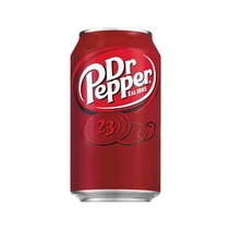 Dr Pepper - Original 355ml ***THT 26-04-2021***