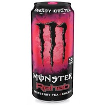 Monster Energy Rehab Raspberry 473ml