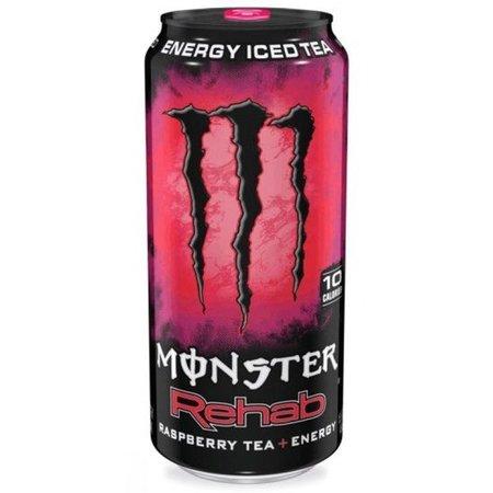 Monster Monster Energy Rehab Raspberry 473ml