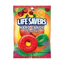 Lifesavers Hard 5 Flavour Peg Bag 177 Gram