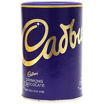 Cadbury Drinking Chocolate 250 Gram