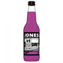 Jones Soda - Grape Soda 355ml