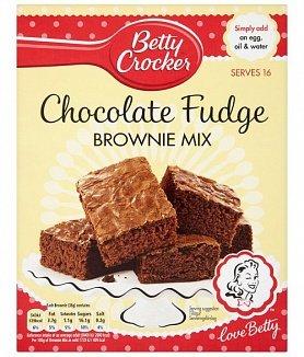Betty Crocker Betty Crocker - Chocolate Fudge Brownie Mix 415 Gram