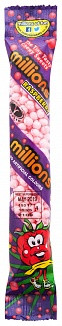 Millions Millions Raspberry Tube 60 Gram
