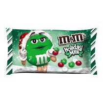 M&M's - Holiday Mint 280.7 Gram