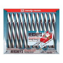 Hershey - Chocolate Mint Candy Canes 149 Gram
