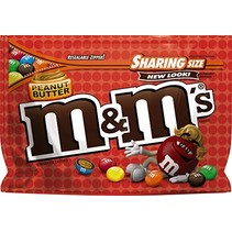 M&M's - Peanut Butter 272,2 Gram