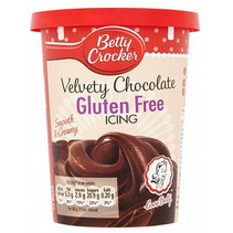 Betty Crocker - Gluten Free Chocolateicing 400 Gram