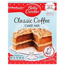 Betty Crocker - Classic Coffee Cake Mix (UK Product)