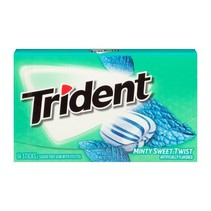 Trident - Minty Sweet Twist 14 Sticks