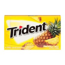 Trident - Pineapple Twist 14 Sticks