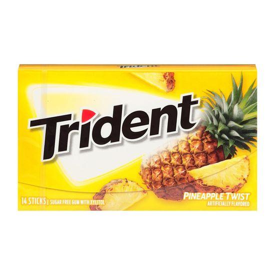 Trident Trident - Pineapple Twist 14 Sticks