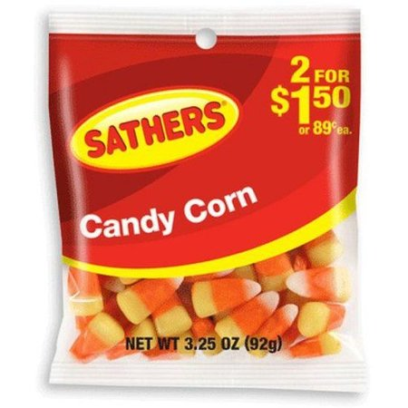 Overige Sathers Candy Corn 92 Gram