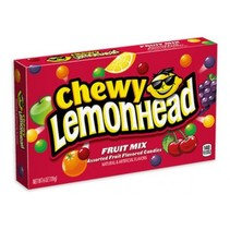 Ferrara Pan - Lemonheads Fruit Mix Videobox 142 Gram