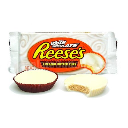 Reese's Reese's White Peanut Butter Cups 39 Gram