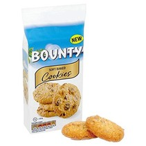 Bounty Soft Baked Cookies 180 Gram