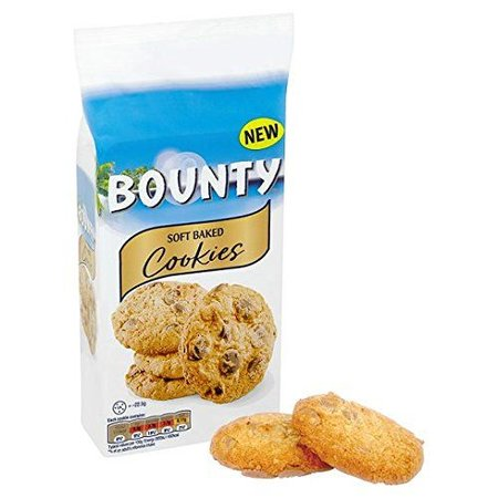 Bounty Bounty Soft Baked Cookies 180 Gram