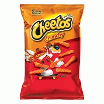 Cheetos Crunchy 226,8 Gram