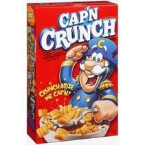 Cap'n Crunch - Cereal Original 398 Gram