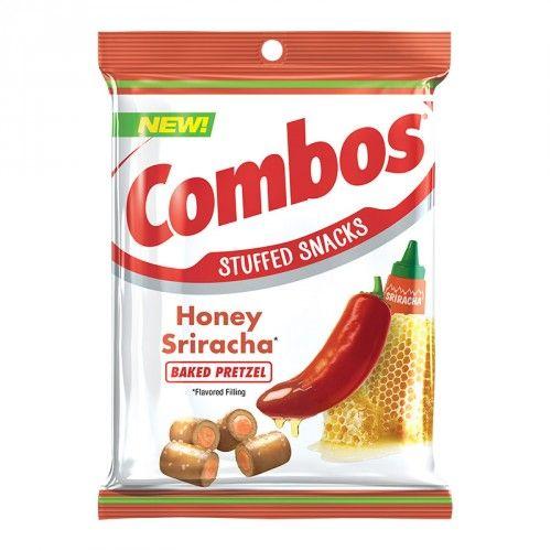 Combos Combos Honey Sriracha 178,6 Gram