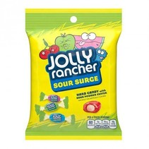 Jolly Rancher Sour Surge Peg Bag 184 Gram