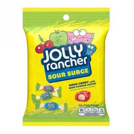 Jolly Rancher Jolly Rancher Sour Surge Peg Bag 184 Gram