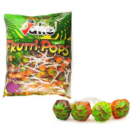 Jake Frutti-Pops 200 Lollies