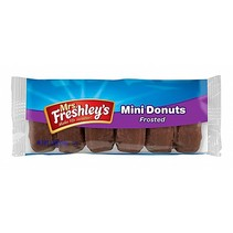 Mrs Freshleys - Frosted Mini Donuts 94 Gram