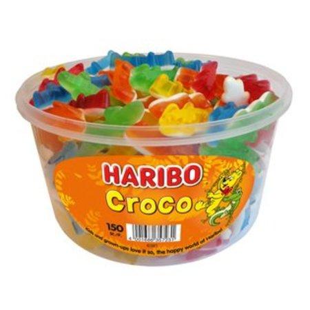 Haribo Haribo Silo Croco 150 Stuks (import)