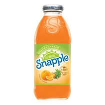 Snapple - Orange Carrot 473ml