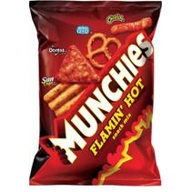 Munchies - Flamin Hot Snack Mix 262,2 Gram