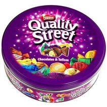 Nestle - Quality Street Round Tin 480 Gram