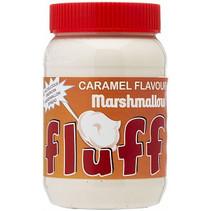 Fluff Caramel Marshmallow Fluff 213 Gram